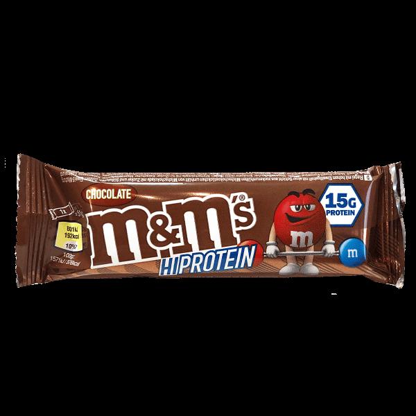 M&M´s Protein Bar Chocolate 51g