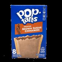 Pop Tarts Frosted Cinnamon Brown Sugar 8er Pack 384g