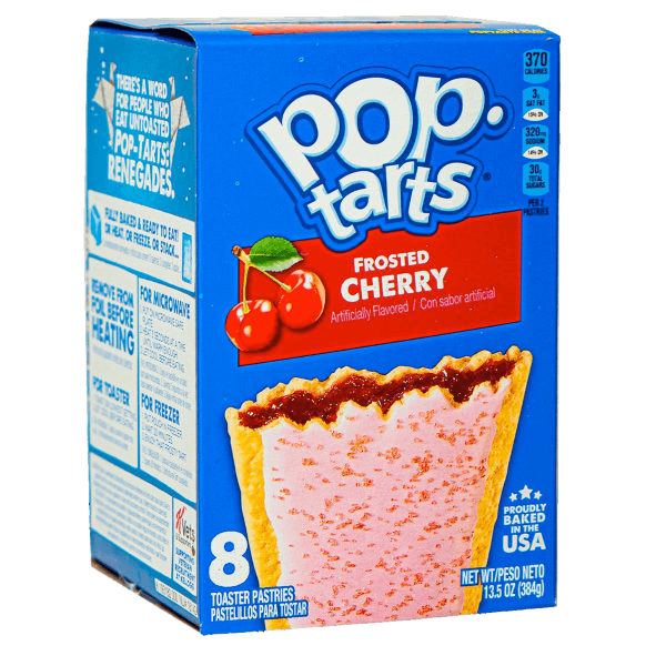Pop Tarts Frosted Cherry 8er Pack 382g