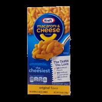 Kraft Macaroni & Cheese 205g